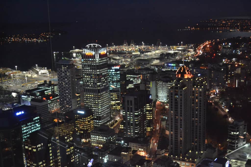 3 Day Auckland Itinerary for long weekend stays. Things to do in Auckland at night