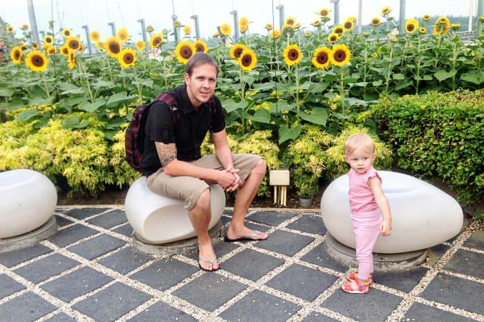 10 Things To Do At Changi Airport With Kids - Four Around ...