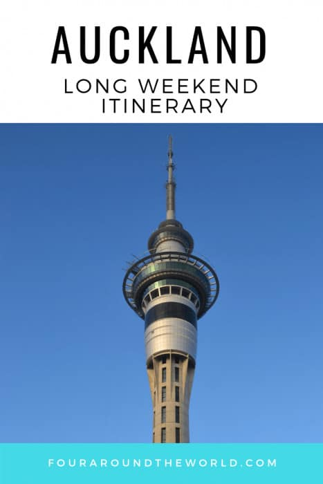 Auckland long weekend itinerary. Auckland short stay what to do. New Zealand