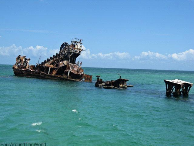 Tangalooma Wrecks - Tangalooma day trip