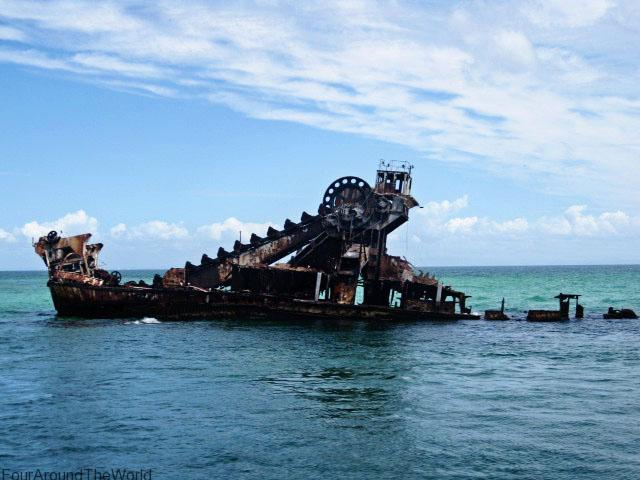 Tangalooma Wrecks day trip