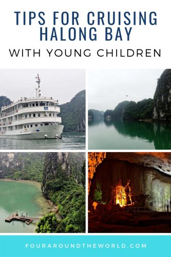 Tips for taking a Halong Bay cruise with a toddler