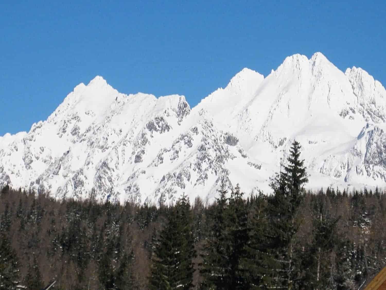 Vysoke Tatry: Our visit to the Slovakian High Tatras
