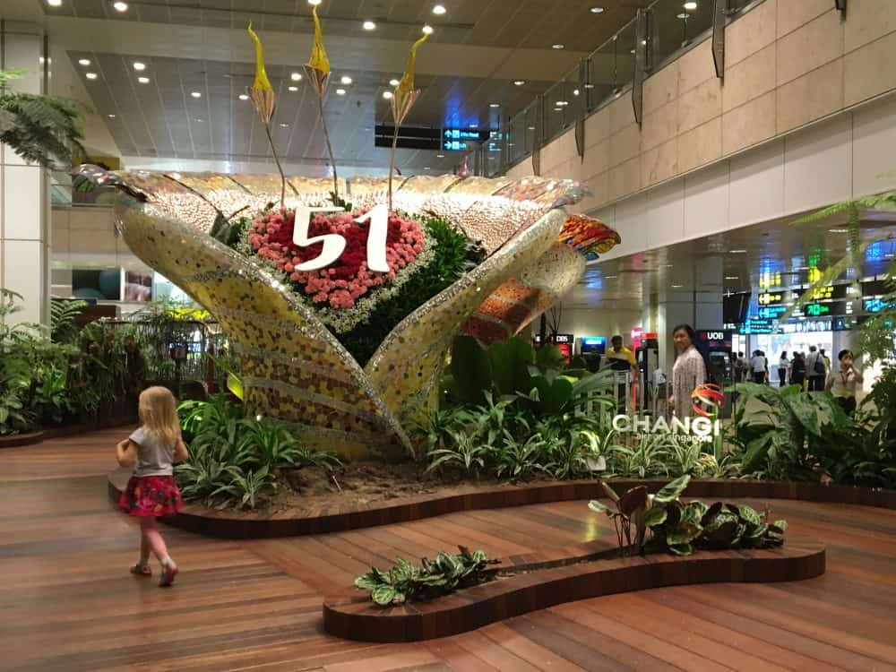 Top things to do at Changi Aiport with kids