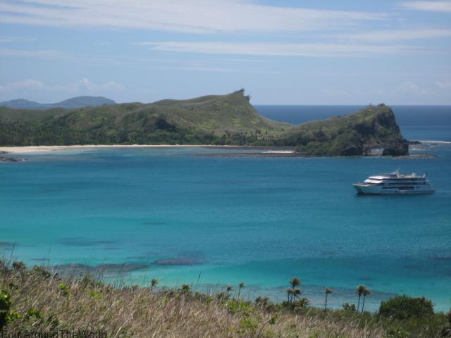 Blue Lagoon Cruise Yasawa Islands Fiji