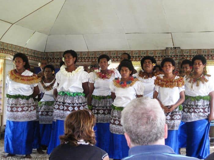 Blue Lagoon yasawa islands Fiji cruise