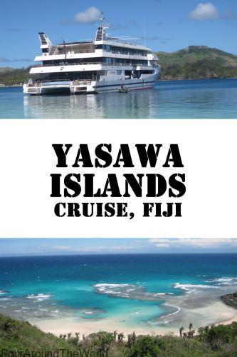 Yasawa Islands Cruise Fiji