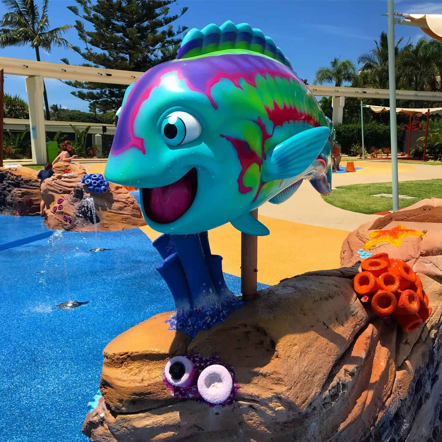 Seaworld Gold Coast with Toddlers