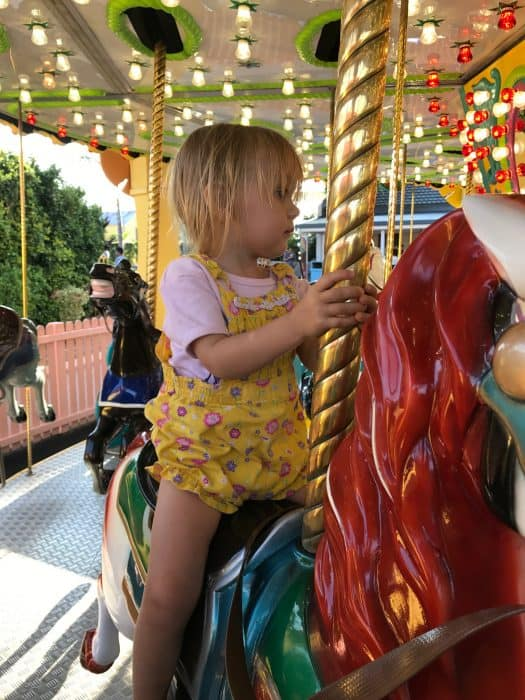 Best Gold Coast Theme Park for toddlers