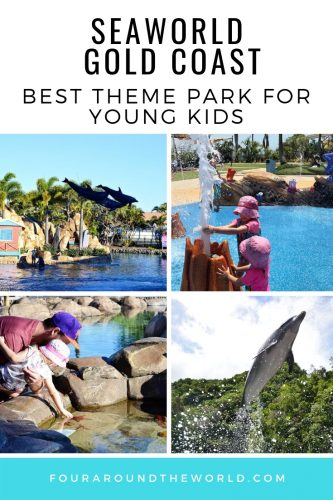 Seaworld Gold Coast - Best theme park for toddlers