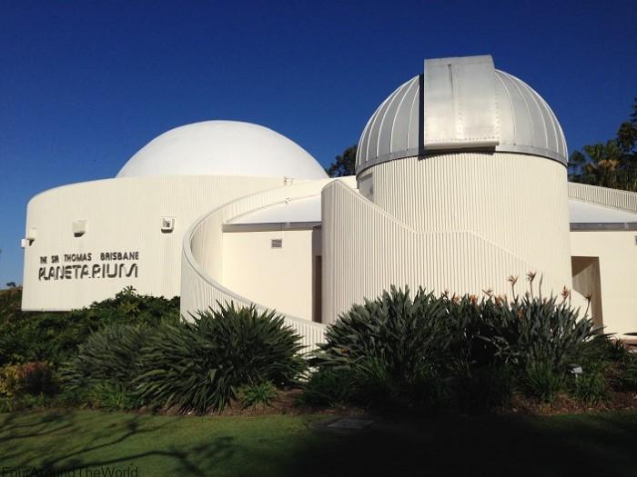 Mt Coot-Tha Planetarium
