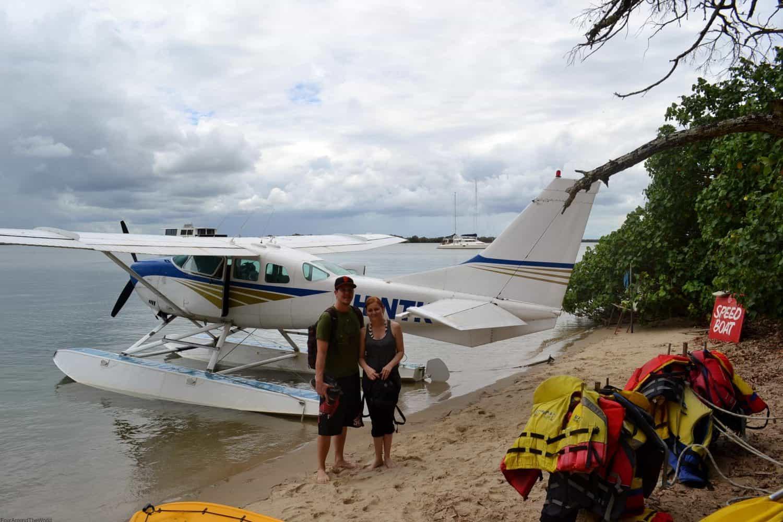 Seaplane Over Straddie