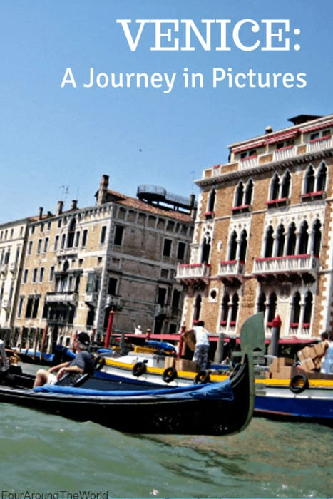 Venice: A journey in pictures