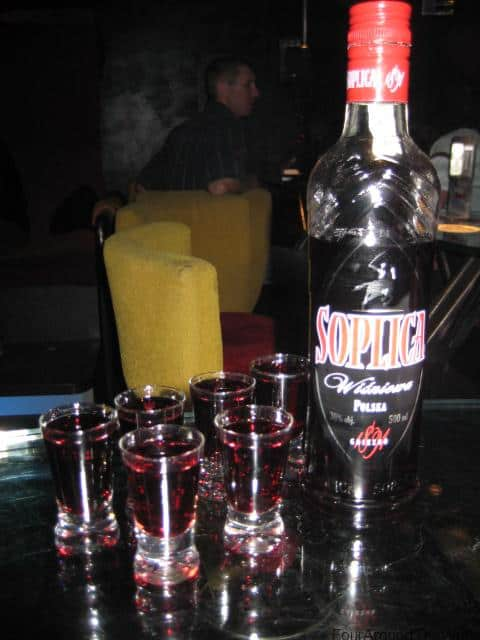 Polish Vodka