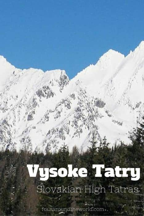 Yysoke Tatry: Slovakian High Tatras, caves and frozen lake visit