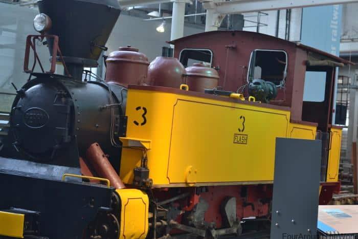 The Workshops railway museum