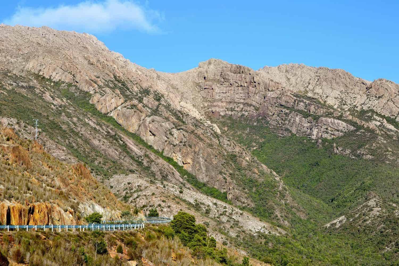 Queenstown self drive Tasmania itinerary