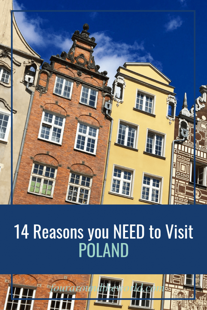 Best reasons to visit Poland