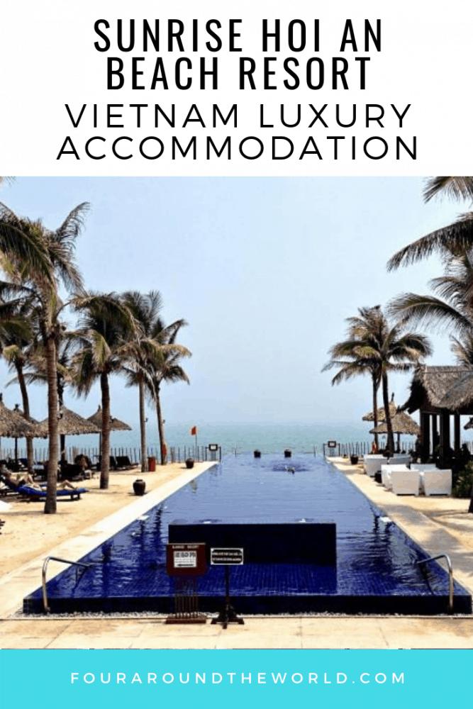 Sunrise Hoi An Beach Resort review - Luxury Hoi An accommodation