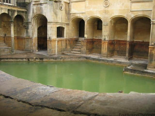 Roman Baths England