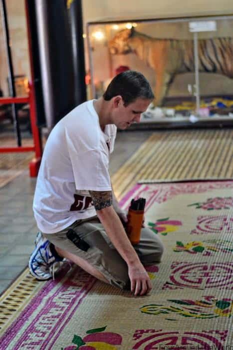 Fortune Telling sticks in HCMC