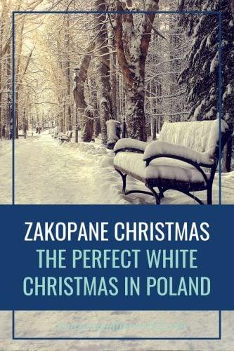 Zakopane Christmas - White Christmas in Poland