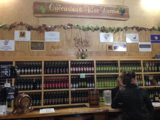 Mt Tamborine Cedar Creek Estate Winery