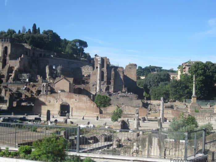 Turi pamatyti Senovės Romą