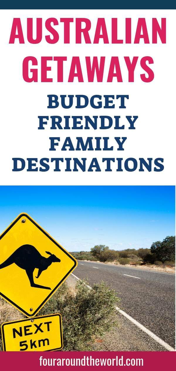 The best Aussie family getaways on a budget