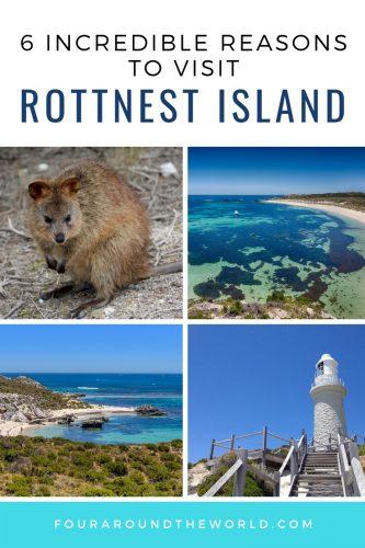 6 Reasons to visit Rottnest Island Australia