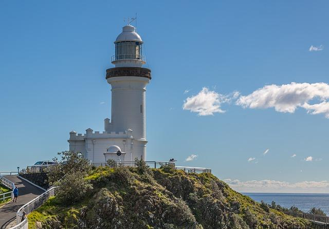 Byron bay Australia light house