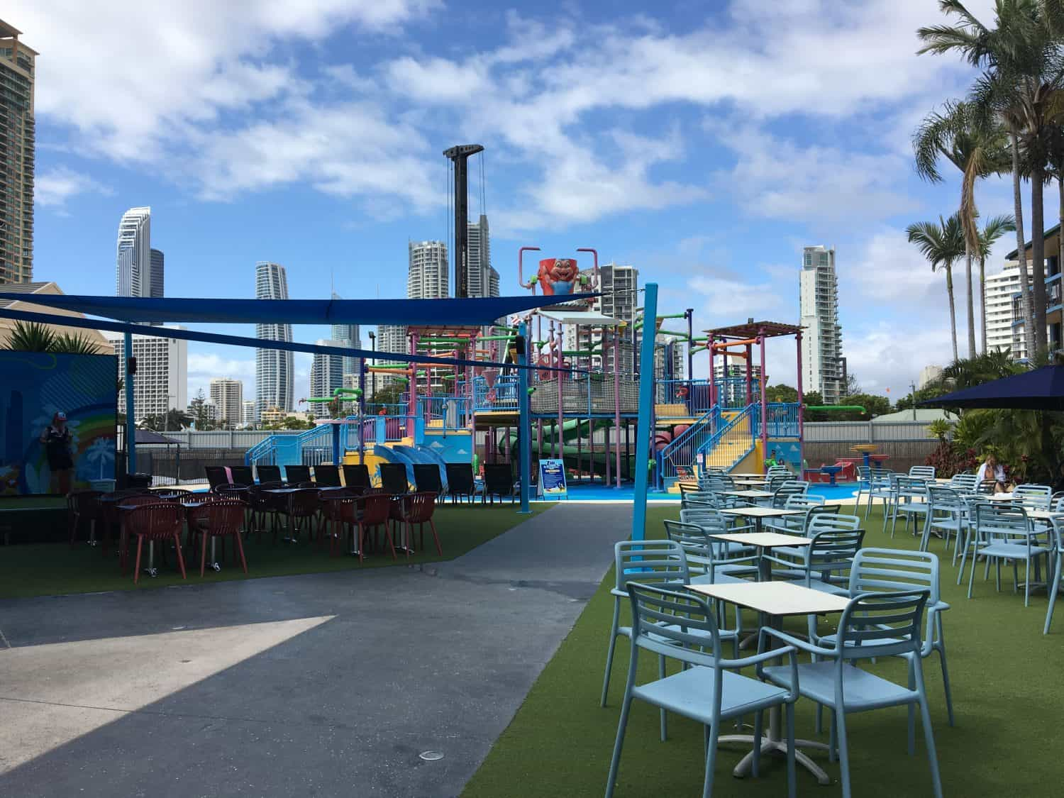 Review: Paradise Resort Gold Coast - Four Around The World