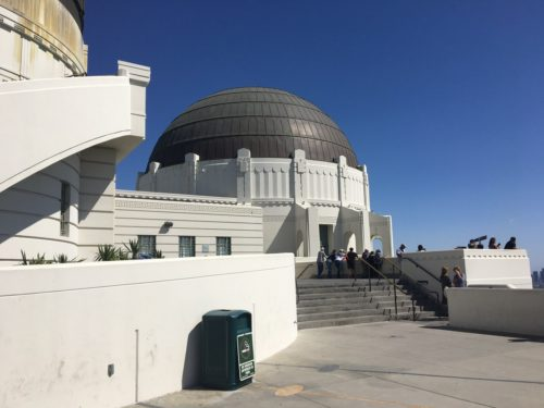 A Day in LA Tours review: Griffith Observatory