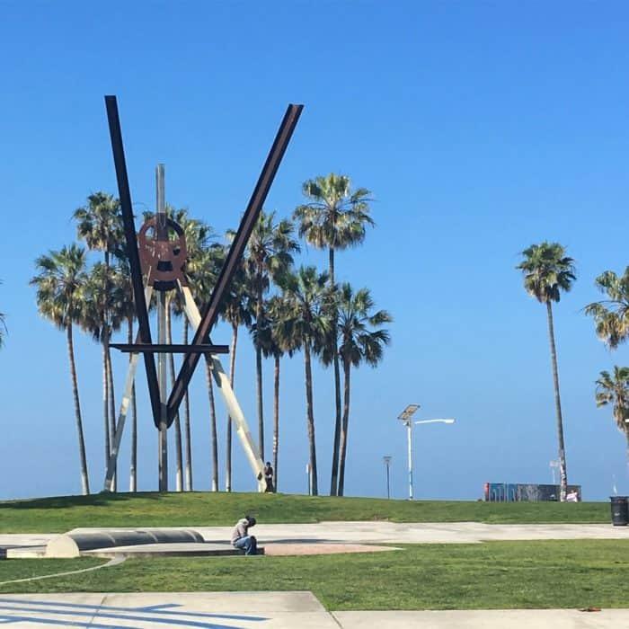 Venice Beach Board walk