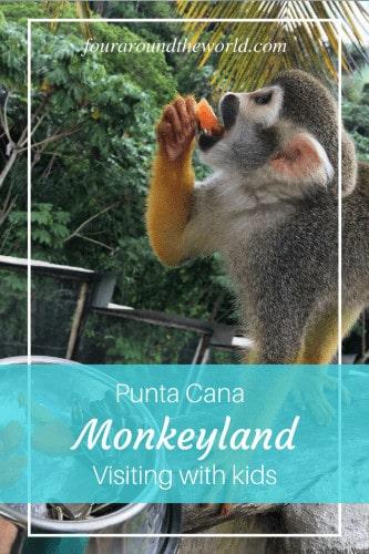 Punta Cana Monkeyland