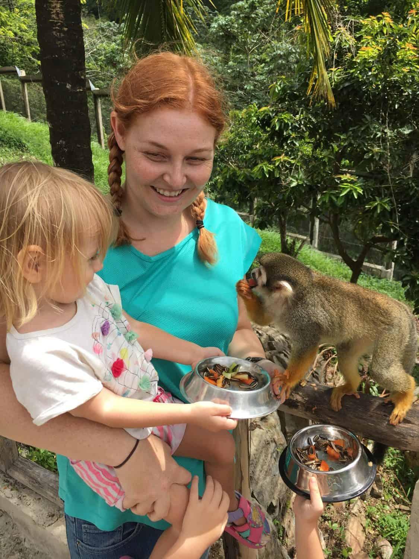 Monkeyland Punta Cana