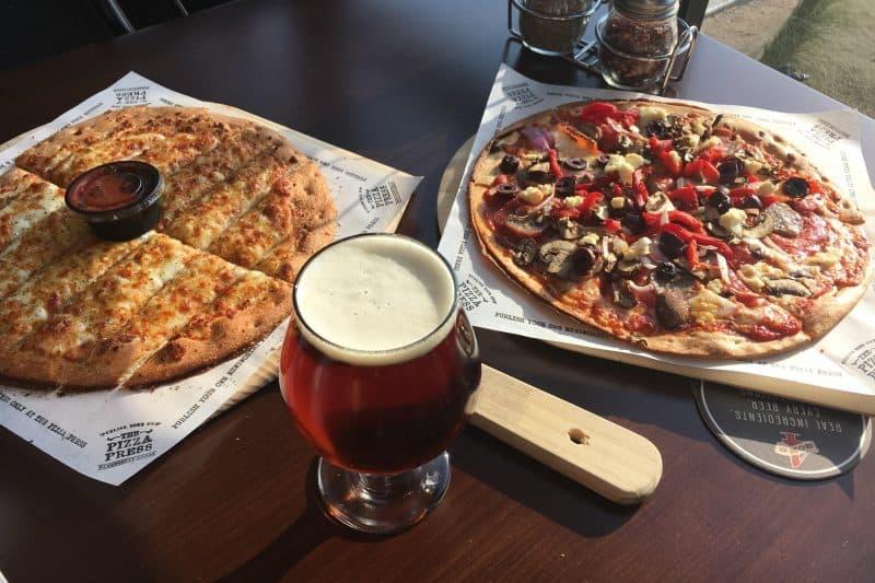 The Pizza Press - Great Anaheim Restaurants