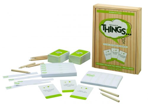 Game of things - top travel toys kids will love