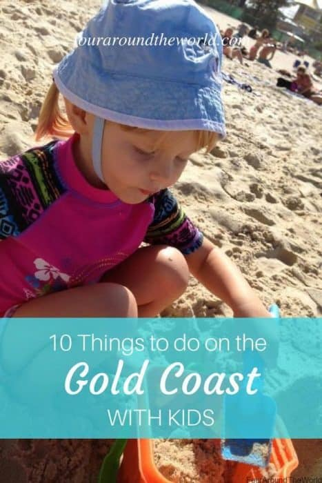 Gold Coast With Kids