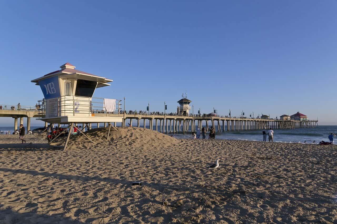 Huntington beach Southern California