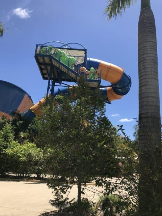 Wet'n'Wild Gold Coast Waterpark Australia