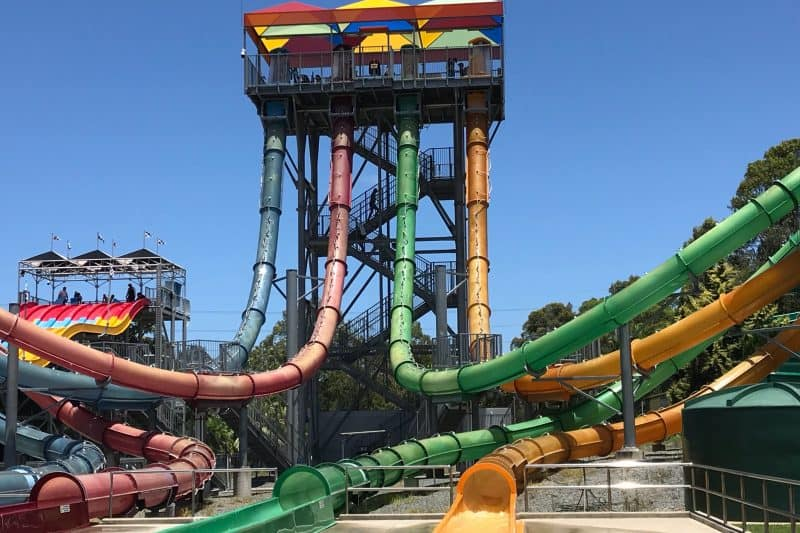 Wet'n'Wild Gold Coast Water Park Australia