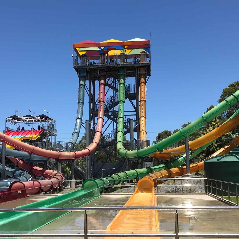 Wet'n'Wild Gold Coast Water Park Australia