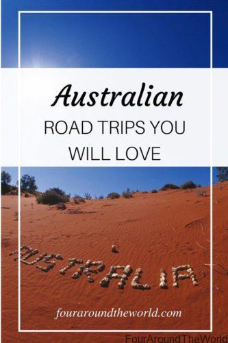 Best Australian road trips