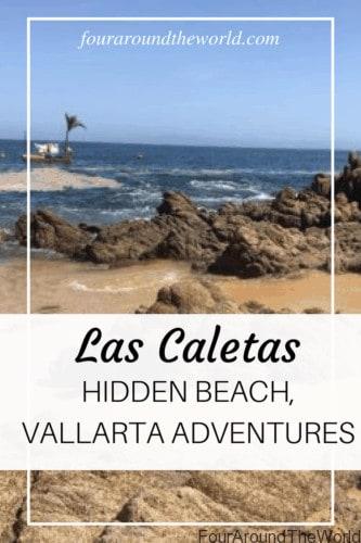Las caletas hidden beach