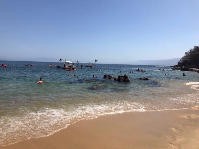 Puerto Vallarta Hidden Beach Las Caletas hideaway