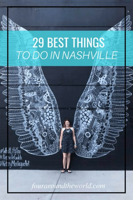 29 Best things to do in Nashville Tennessee