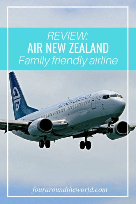 Air New Zealand review