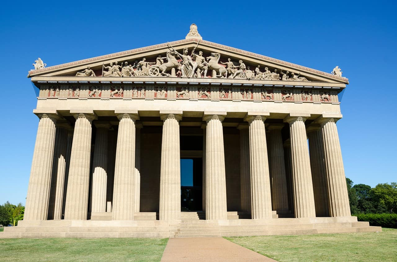 Parthenon in Nashville TN