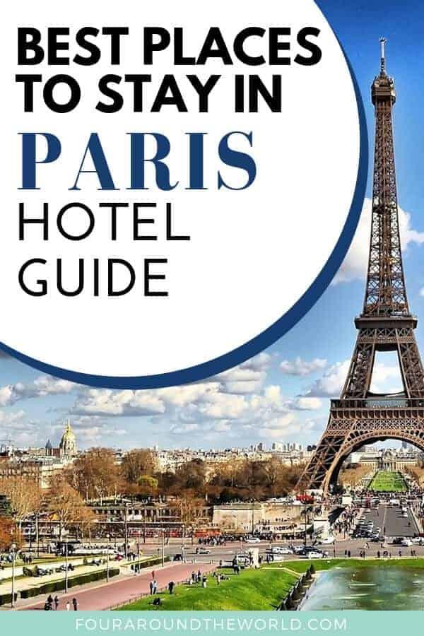 Best Paris Accommodation